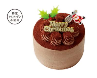 ミニストップクリスマスケーキ