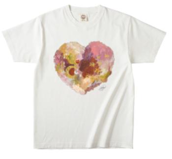ゴディババレンタイン2021のんコラボTシャツ