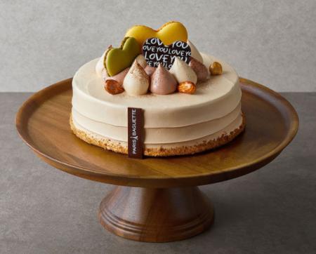 パリバゲットミニカフェケーキ