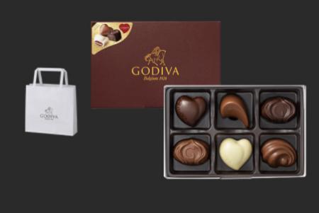 ゴディバチョコレートコレクション
