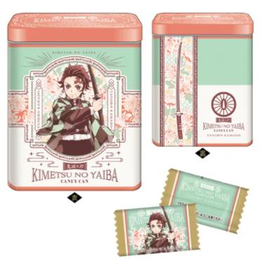 鬼滅の刃キャンディー缶