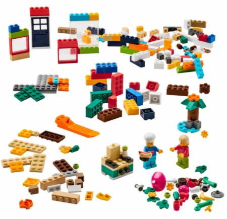 イケア×レゴのレゴセット