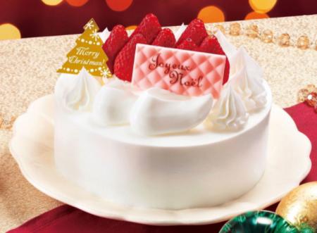 ファミマ クリスマスケーキ2021