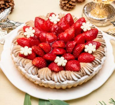キルフェボンクリスマスケーキ2021